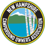 NH Campground Owners Association Logo UCampNH